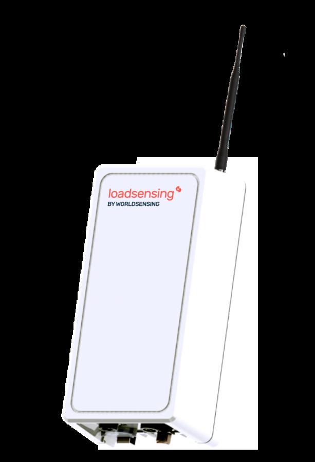 Gateway with antena