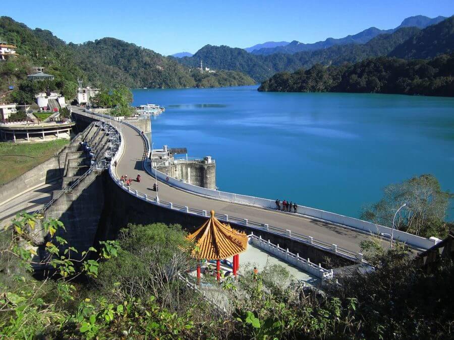 Shimen Dam Overlook