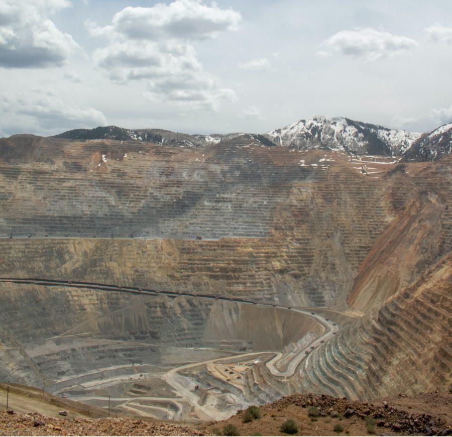 Tailings dam monitoring mine