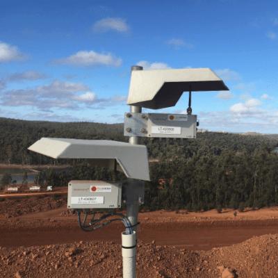 tailing dam monitoring